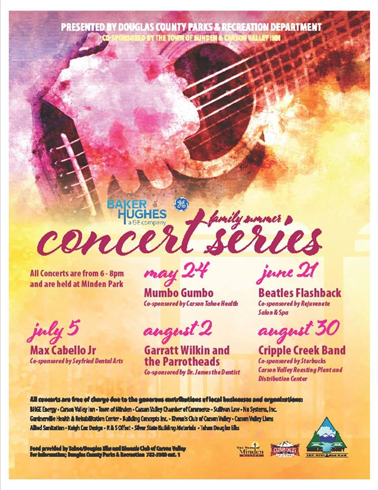 GE Summer Concert Series 2019