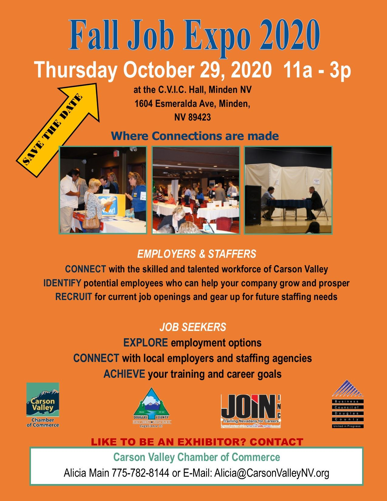 Job Fair Fall 2020