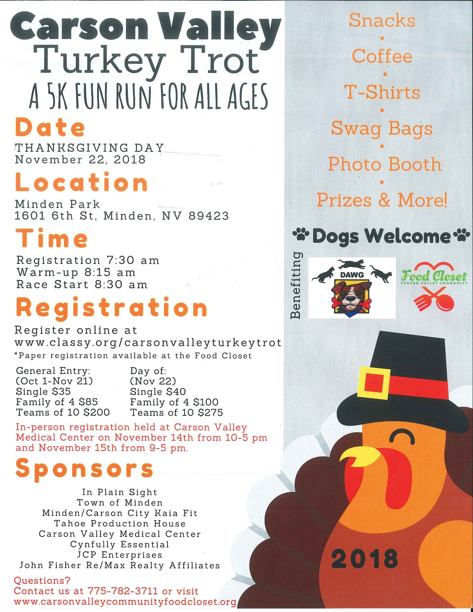 Turkey Trot 2018